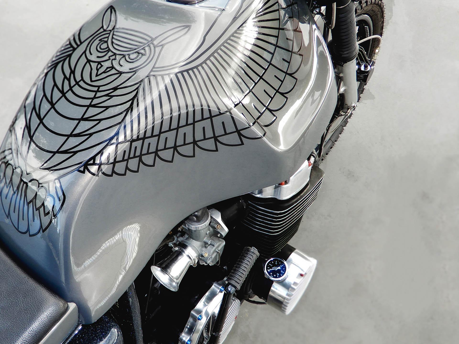 Honda CB 750 Night Owl